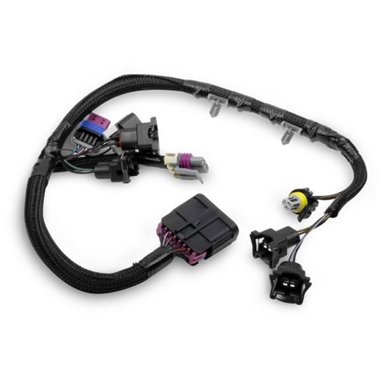 holley 558 415 replacement throttle wiring harness free shipping speedway motors