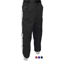 G-FORCE 105 Red Small SFI 3.2A/1 Pyrovatex Racing Pants, TPP 11