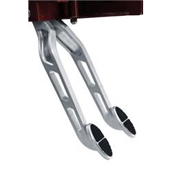 Lokar BCA-9502 90 Billet Aluminum Direct Fit Brake & Clutch Pedal Arm