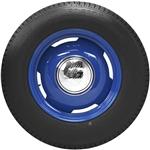Coker Tire 66302 Excelsior Stahl Sport Radial Tire, 650R16
