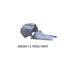 Vintage Edmunds & Trosel Spring Sprint Car Fiberglass Hood