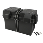 NOCO Battery Products HM318BK Black Universal Battery Box