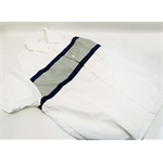 Garage Sale - Safety Racing Crew Shirt, White, Large