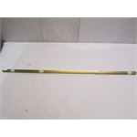Garage Sale - 1923-25 Ford Model T Brass Glass Setting Channel For Open Cars