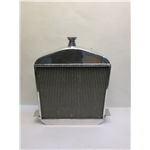 Garage Sale - 1917-23 T-Bucket Aluminum Radiator, Polished