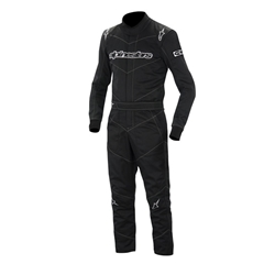 Garage Sale - Alipnestar GP Start Suit, Black, Size Large