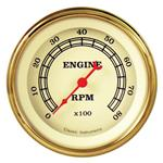 Classic Instruments VT80GLF Vintage Series Tachometer