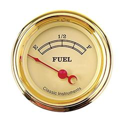Classic Instruments VT09GLF Vintage Fuel Level Gauge