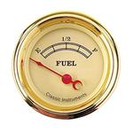 Classic Instruments VT09GSLF-D Vintage Fuel Level Gauge
