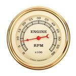 Classic Instruments VT60GSLF-1 Vintage 3-3/8 Electric Tach