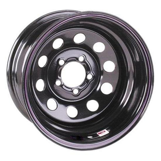 Speedway IMCA Approved Wheel, 15x8, 5 on 5 Inch, Non-Beadlock