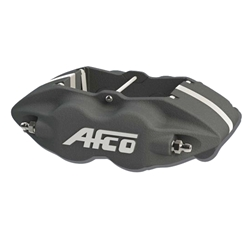 AFCO 6630110 F33 Forged Aluminum Caliper .810 In Rotor-1-3/8 In Piston
