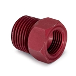 Auto Meter 2273 Temperature Sender Adapter Fitting, Alum., 1/2 In. NPT