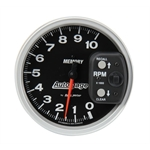 Auto Meter 233902 Autogauge Series Memory Tachometer, 5 Inch Diameter