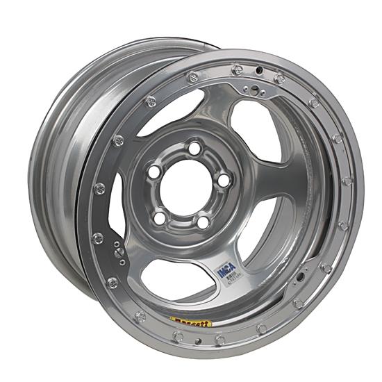 Bassett inertia advantage 15 inch wheel 15x8 5 on 5 beadlock free