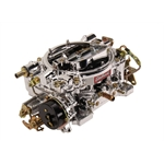 Edelbrock 14064 Endurashine Performer 600 CFM 4 BBL Carb, Electric Choke