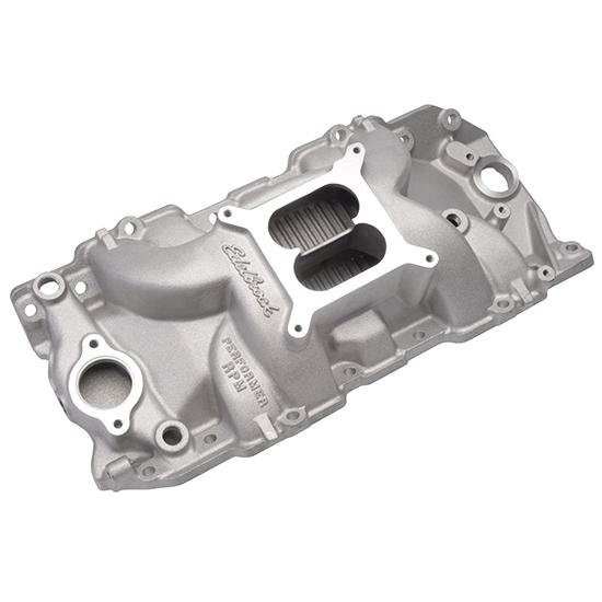 Edelbrock 71631 Performer RPM 2-R Intake Manifold, Big
