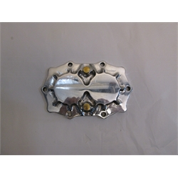 Garage Sale - Halibrand V8 Quick Change Rear Cover Plate, Polished