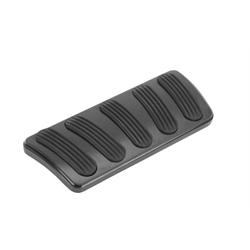 Lokar XBAG-6135 Midnight Series 64-72 Chevelle Auto Brake Pad w/Rubber