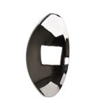 Baby Moon Hub Caps for O/E Style Wheels, 10-1/8 Inch Diameter