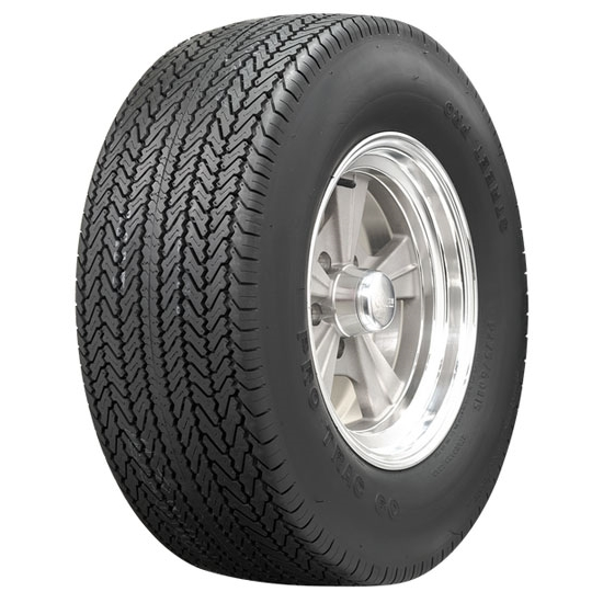 Tire Section Width >> Coker Tire 72150 Pro Trac Street Tire, 375/60-15 - Free Shipping @ Speedway Motors