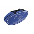 GOBOXES F2000M Ford Mustang Canvas Bag - Blue