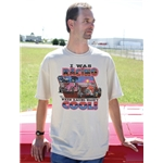 When Racing Wasn't Cool Retro T-Shirt, Natural