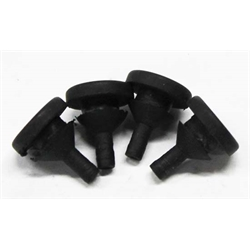 Soffseal 4058 62 67 Hood To Cowl Seal W Clips