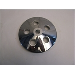Garage Sale - Single Groove Power Steering Pulley, Polished