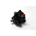 Garage Sale - Remote Reservoir Power Steering Pump For GM & T-Bird, Black