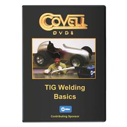 Covell Metalworking 1000-21 DVD DVD - TIG Welding