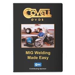 Covell Metalworking 1000-22 DVD DVD - MIG Welding