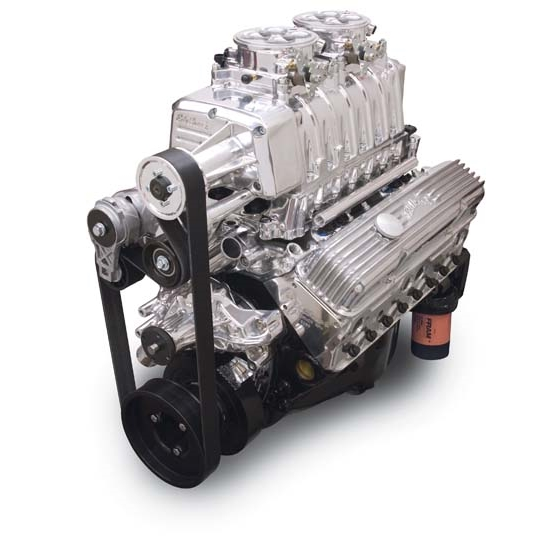 Edelbrock 46051 E-Force RPM Supercharged 9.5:1 Performance