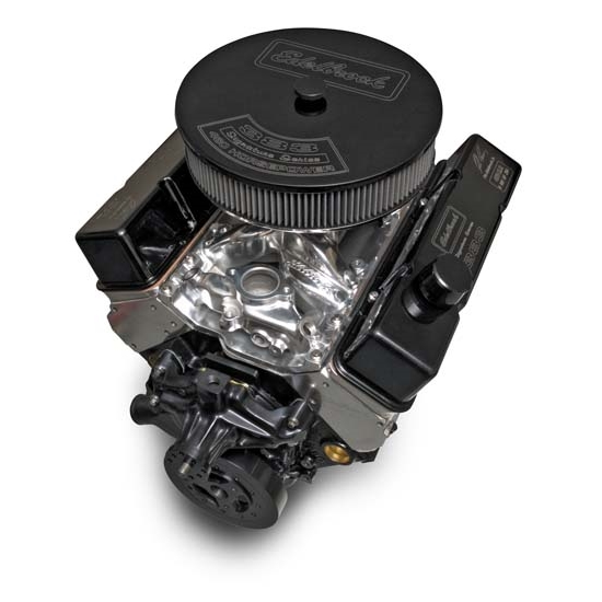 Edelbrock 46213 RPM Signature Series 9.5:1 Crate Engine