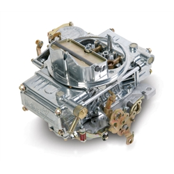 Holley 0-1850SA 4160 Aluminum 600 CFM 4 Barrel Carburetor, Manual Choke