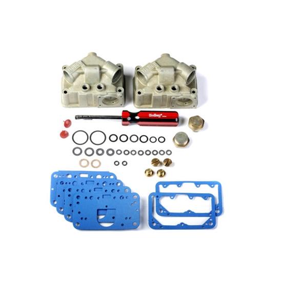 holley carburetor installation instructions