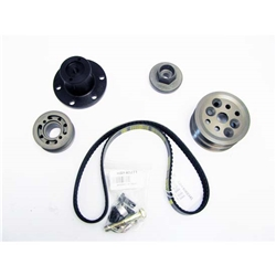 Garage Sale - KRC 40270 Serpentine Pulley Kit, 30% Reduction