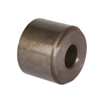 Threaded Steel Weld Bung Fitting, 1/8 Inch NPT Female