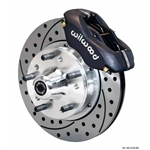 Wilwood 140-11017-D FDL 11 In. Front Brake Kit, 74-80 Pinto/Mustang II