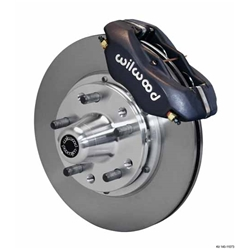 Wilwood 140-11073 FDL Pro Series Front Disc Brake Kit, 70-74 Ford/Merc