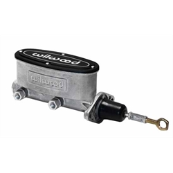 Wilwood 260-12900 High Volume Tandem Master Cylinder, 7/8 In., Mustang