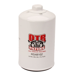 OTR Racing RS48102 Tall Oil Filter with Internal Magnet, Chevy