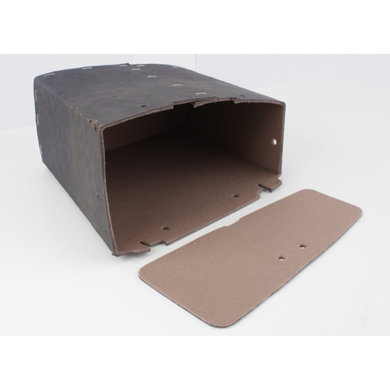 1935-1936 Ford Open Cars Glove Box Liner