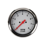 Speedway Mechanical Tachometer, 3-3/8 Inch Diameter