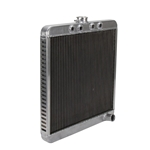 Griffin Radiators 3-47161-X Griffin 22 X 20 Inch Sprint Car Radiator