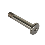 Tru-Lite Titanium Seat Bolt, 3/8-24 Thread x 2-1/4 Inch