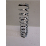 Garage Sale - AFCO 14 Inch Extreme Chrome Coil Over Spring, 150 Rate