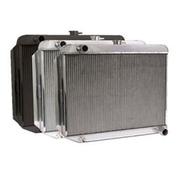 Garage Sale - AFCO Direct Fit 1960-78 Mopar A,B,E-Body Radiator, 26X22, No Trans Cooler