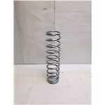 Garage Sale - AFCO 14 Inch Extreme Chrome Coil-Over Spring, 185 Rate