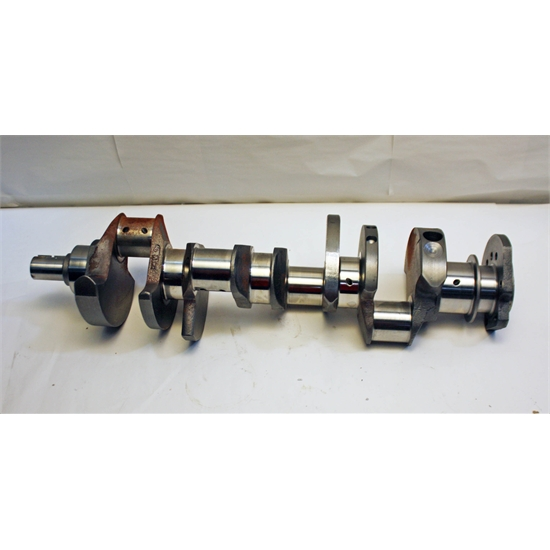 Scat 400 Chevy Cast Steel Crankshaft